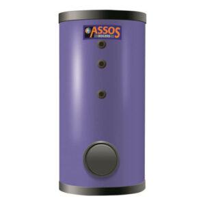 Μπόιλερ Assos ,BL1 150 lt διπλής ενέργειας